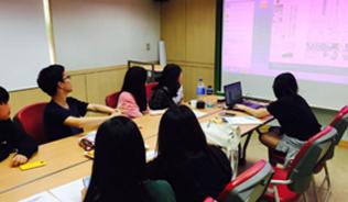 청소년참여위원회 활동 모습