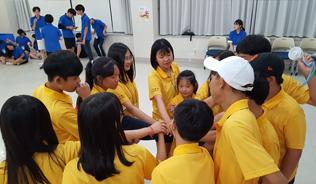 아동구정참여단 활동 모습